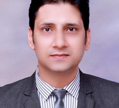 Dr. Abhishek Sharma, Ph.D