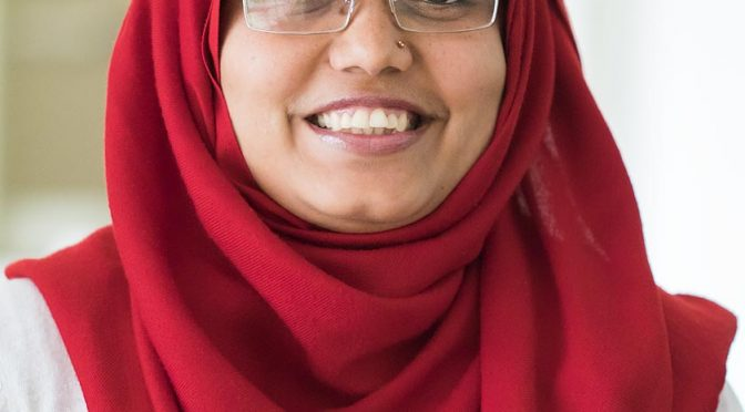 Dr. Faiza Amber Siddiqui